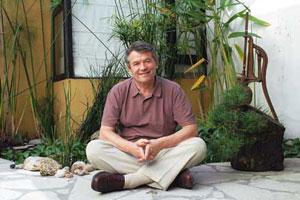 Escritor holandés, teórico y practicante del budismo
